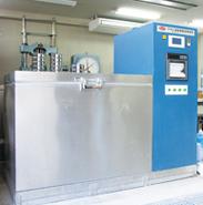 凍結融解試験機